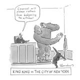 Writing New Yorker Cartoons