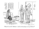 Medical New Yorker Cartoons