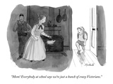 Olden Days New Yorker Cartoons