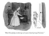 Olden Days New Yorker Cartoons