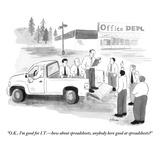 Urban New Yorker Cartoons