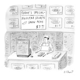Military New Yorker Cartoons
