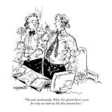 Hair New Yorker Cartoons
