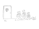 Advertising New Yorker Cartoons