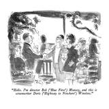 West Coast New Yorker Cartoons
