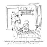 Teenagers New Yorker Cartoons