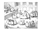 Drinking New Yorker Cartoons