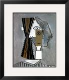 Pablo Picasso (Framed)