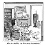 New Yorker Cartoons Recent Issues