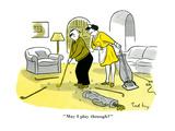 Hazel Cartoons (Saturday Evening Post)
