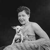 Billie Holliday (Ebony)