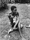 Nina Simone (Ebony)