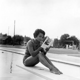 Eartha Kitt (Ebony)