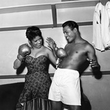 Sugar Ray Robinson (Ebony)