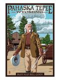 Wyoming Travel Ads (Decorative Art)