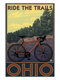 Ohio Travel Ads (Decorative Art)