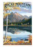 Colorado Travel Ads (Decorative Art)