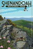 Virginia Travel Ads (Decorative Art)