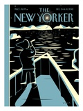 New Yorker Covers 2012