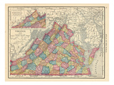 Maps of Virginia