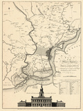 Maps of Philadelphia, PA