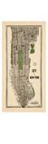 Maps of Manhattan