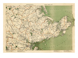 Maps of Massachusetts