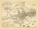Maps of Boston