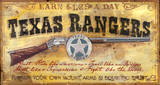 Vintage American West (Wood Signs)
