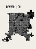 Maps of Denver
