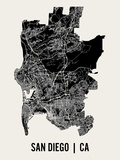 Maps of San Diego