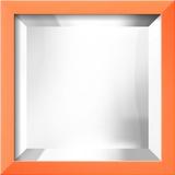 Orange Wall Mirrors