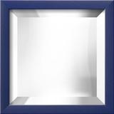 Blue Wall Mirrors