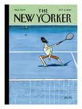 Sports New Yorker Covers