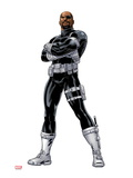 Nick Fury Character (Marvel Collection)