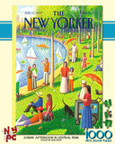 Summer New Yorker Covers