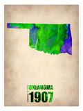 Maps of Oklahoma