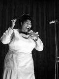 Mahalia Jackson (Ebony)