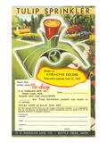 Gardening Tools (Vintage Art)