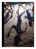 New Yorker Covers 2013