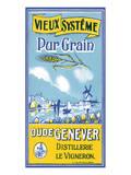 Grains (Vintage Art)