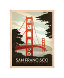California Travel Ads (Decorative Art)