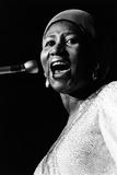 Aretha Franklin (Ebony)