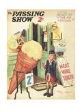 The Passing Show Magazine (Vintage Art)