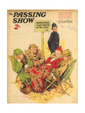 The Passing Show Magazine (Vintage Art)