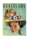 Woman's Own (Vintage Art)