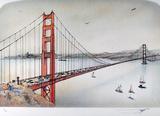 City Bridges (Fine Art)