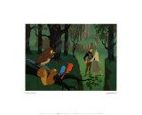 Vintage Disney Movie Posters