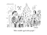 Christmas New Yorker Cartoons
