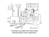 Danny Shanahan New Yorker Cartoons